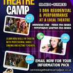 Camp Centre Stage Theatre Camp