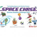 Space Chase Summer Reading Challenge