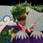 A Dragon's Tale: Show and Puppet Making Workshop