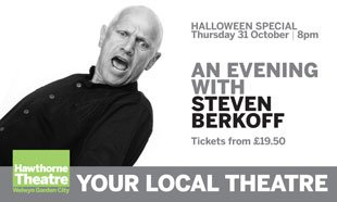 An Audience with Steven Berkoff