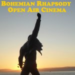 Bohemian Rhapsody (12a) Open Air Cinema