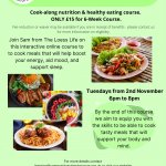 Cook Well Eat Well - ONLINE Community Course