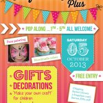 Craft Fayre Chipping Barnet, Barnet Library 05 Oct 2013 1-5pm