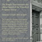 Friends of Frogmore House launch