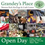 Grandey's Place Open Day