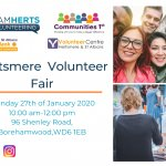 Hertsmere Volunteer Fair 2020
