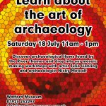 Learn About the Art of Archaeology