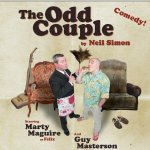 Legendary Broadway Hit: The Odd Couple