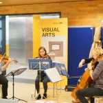 Lunchtime Recital – DHPO String Quartet