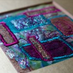 Machine Embroidery Workshop - Sheer Delight