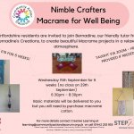 Macrame for Wellbeing