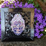 Outdoor Mosaic Design @ Nude Tin Can Art Gallery 11th Oct