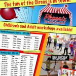 Phoenix Entertainment: Circus Workshops