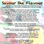 Planet Munch - Savour the Flavour - Musical Puppet Show