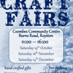 Royston Winter Craft Fairs - November