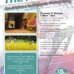 Smartphone and digital photography walk- The Art Box!