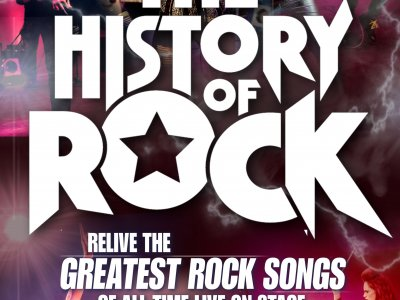 Soul Street Productions present: The History of Rock