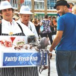 Summer in the City-Live Street Theatre