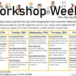 Summer Workshop Week