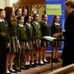 Greneway Choir at Royston Arts Festival 2016
