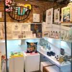Our gallery shop