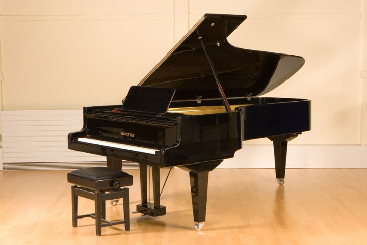 Piano Tuition with Hertfordshire Music Service