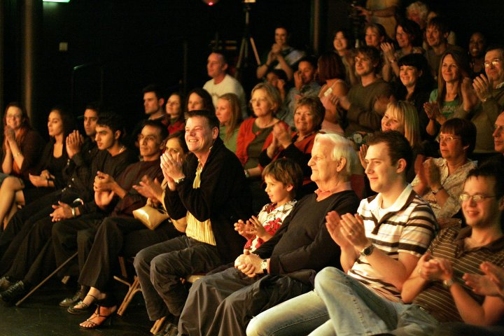 Trestle Theatre Audience