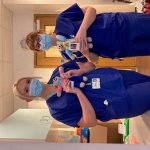 H'arts in Mind Bonkers Bears Project for NHS staff in Covid ward