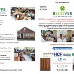 New leaflet with current opening days, times & events