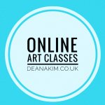 Online Art Workshops - Paint and Draw from your sofa!