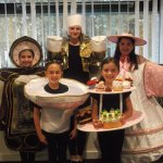 Performing Arts Tea Party