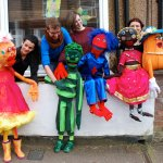 Planet Munch - Savour the Flavour - Puppet Show next stage...