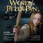 Wendy & Peter Pan