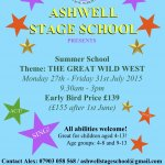 Ashwell Stage School / classes