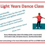 Belinda Nuttall / Light Years Adult Dance Class