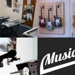 Music gym : rock & pop lessons / Music lessons