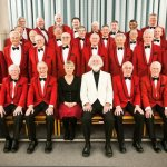 WGC Male Voice Choir / Singing locally