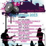 The Live Music Project / THE LIVE MUSIC PROJECT - TRESTLE ARTS BASE
