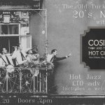 20's Night with Cosimo and the Hot Coals