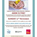 Ammi is Fine? A Play About a Journey in Dealing with Dementia