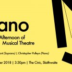 &Piano Music Festival Event 1 - An Afternoon of Musical Theatre
