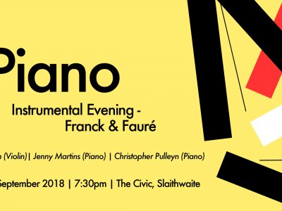 &Piano Music Festival Event 2: Instrumental Evening