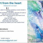 Art From The Heart - A creative retreat