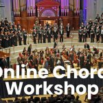 Bach St. John Passion Choral Workshop (Free!)