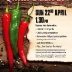 Chilli Festival at West Riding Refreshment Rooms
