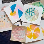 Circle, Line and Geometric Patterns – June