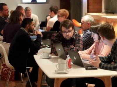 CodeUp Huddersfield (March 2019)