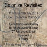 Colonize Exhibition