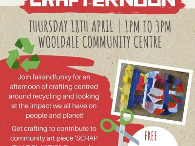 Community Crafternoon