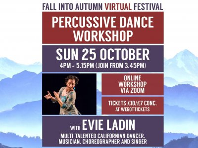 Dance Workshop (Fall into Autumn Virtual Festival)